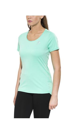 Odlo CLIO Løbe T-shirt Damer grøn